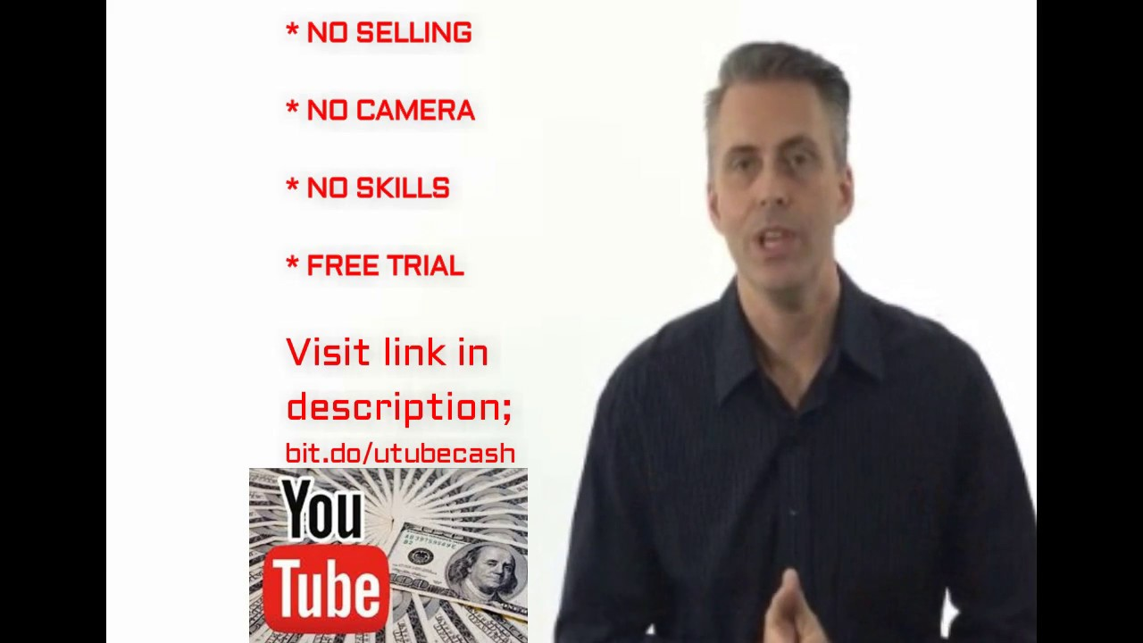 how to get cash from youtube