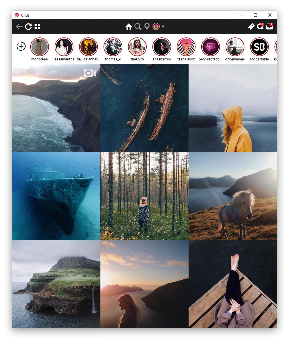 GET] GRIDS 4 6 Cracked Windows Instagram Client – Free