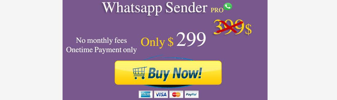 GET] WhatsApp Sender Pro V3 Cracked – Send Bulk Messages On