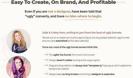 [提取码:6cvc ]Julie Stoian & Cathy – Funnel Gorgeous(营销漏斗)